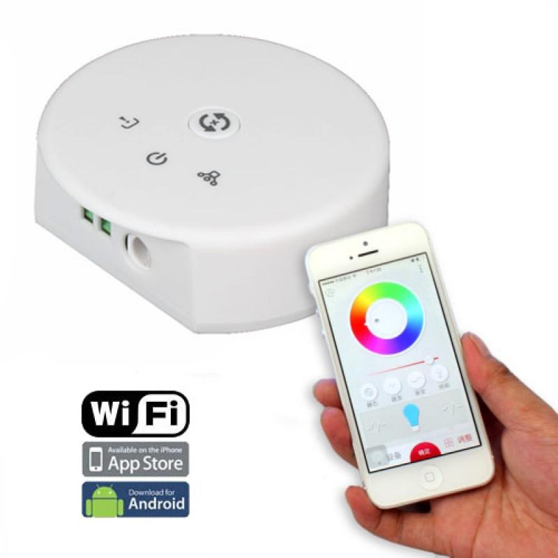 WiFi RGB Controller met afstandsbediening